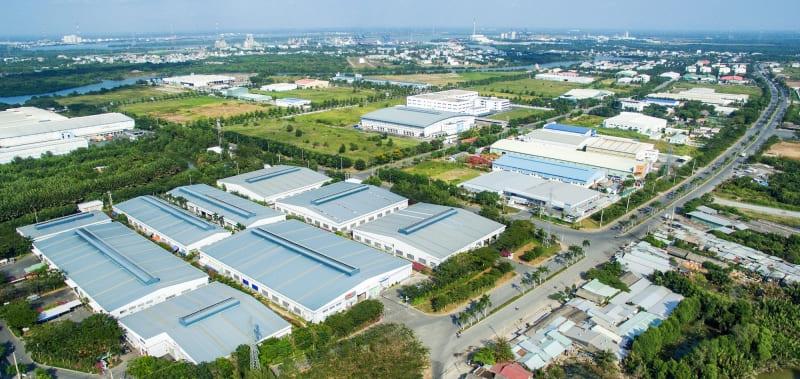 Các khu công nghiệp tại Hà Nội