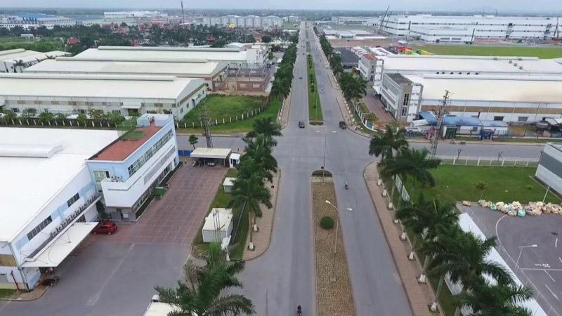 Các khu công nghiệp tại Hải Phòng