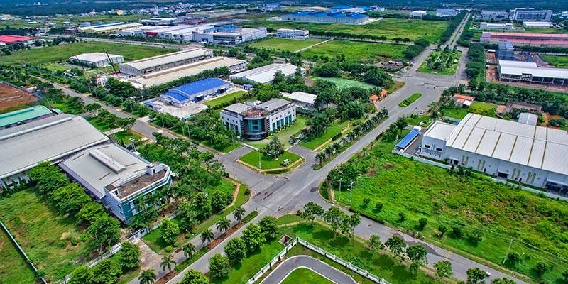 Các khu công nghiệp tại TP. Hồ Chí Minh