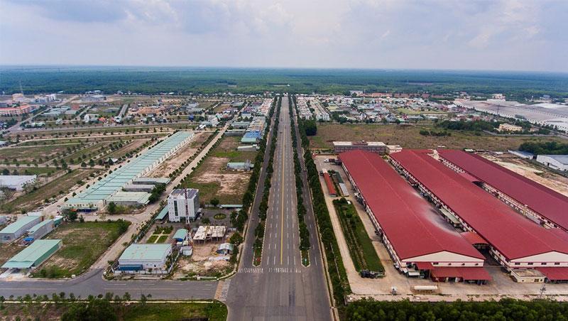 Khu công nghiệp Việt Nam hiện chủ yếu phân bố ở một số tỉnh thành trọng yếu