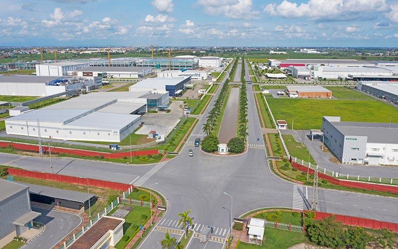Các khu công nghiệp tại Hưng Yên
