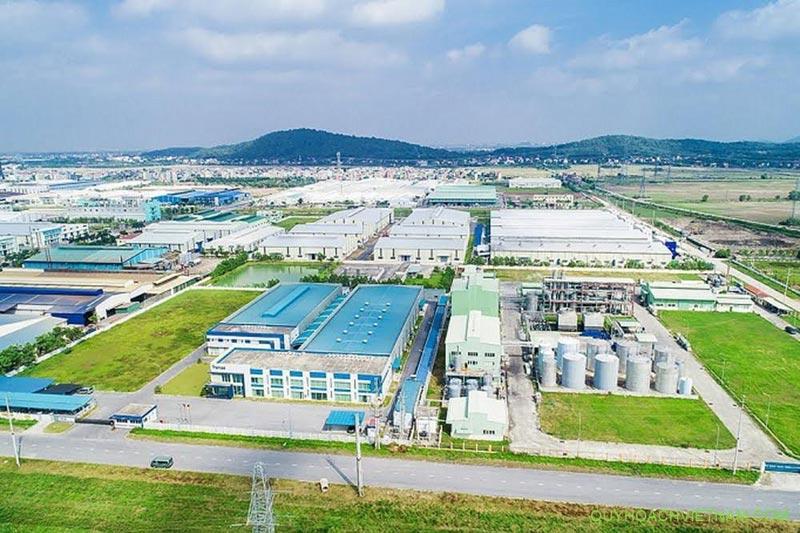 Các khu công nghiệp tại Bắc Giang